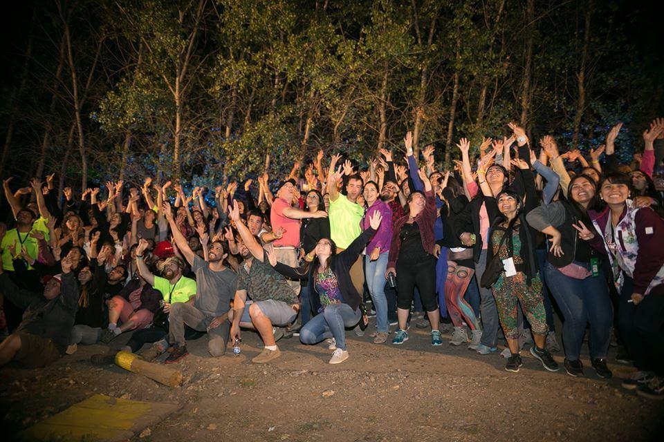 Campamento Chileva 2017