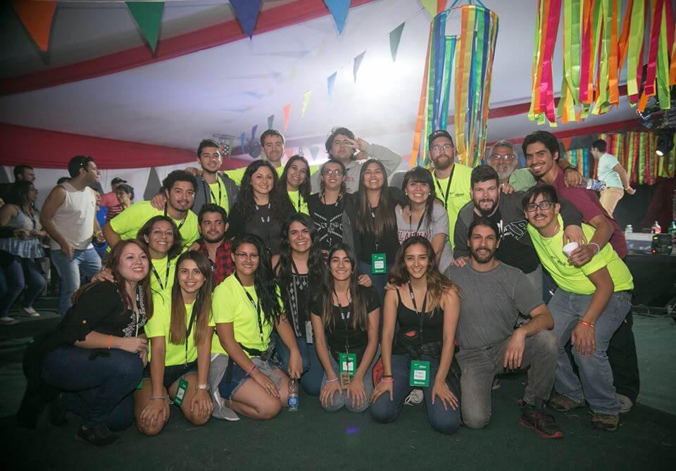 Campamento ChileVa Profes 2017